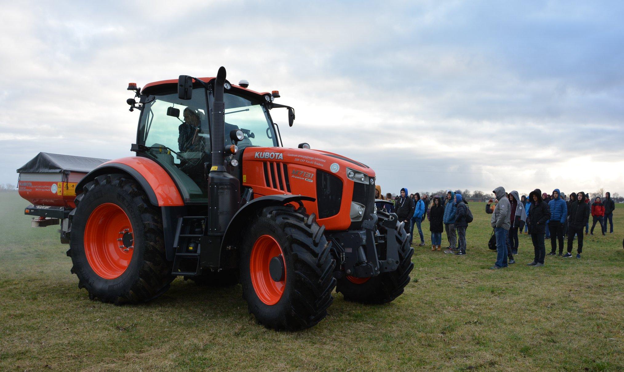"""""""Precyzyjnie o rolnictwie"""" w ZSR CKP"""