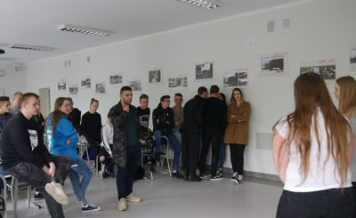 ZSR w szkole życia- aktorskie warsztaty