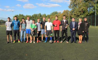 Futbolowy Dzień Chłopaka w Kaczkach