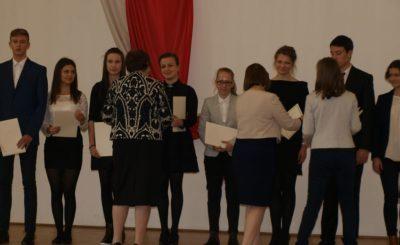 Poznańska uroczystość wręczenia Dyplomów Stypendium