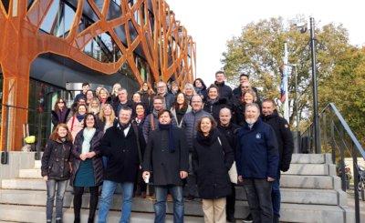 Zawodowa « przygoda » ZSR w Holandii