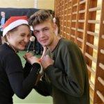 Sportowe Mikołajki w ZSR CKP