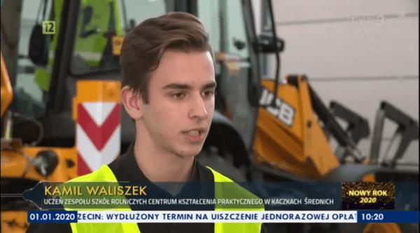 ZSR CKP Kaczki Średnie na antenie TVP