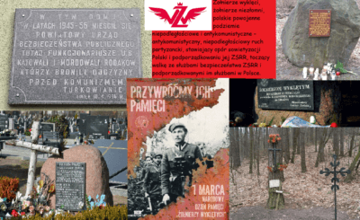 Zespół Szkół Rolniczych w Kaczkach dla Żołnierzy Wyklętych