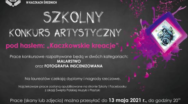 Kaczkowskie kreacje – konkurs artystyczny