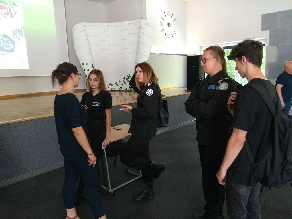 Wojska Obrony Terytorialnej ponownie w Zespole Szkół Rolniczych w Kaczkach Średnich