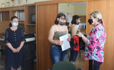 Sukces uczennicy Zespołu Szkół Rolniczych w Kaczkach Średnich w Konkursie Poetyckim