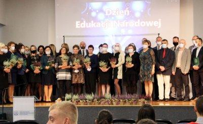 Dzień Edukacji Narodowej w ZSR CKP w Kaczkach Średnich